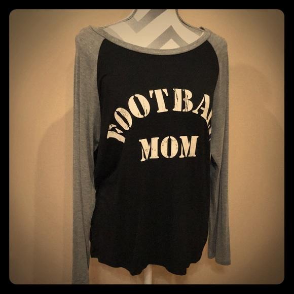 bdd8a4e6 Tops   Football Mom Baseball Tee   Poshmark